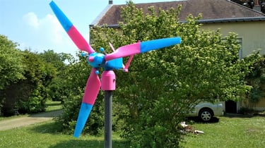 Featured image of 3D Printed Wind Turbines: 10 Cool Wind-Powered Gadgets