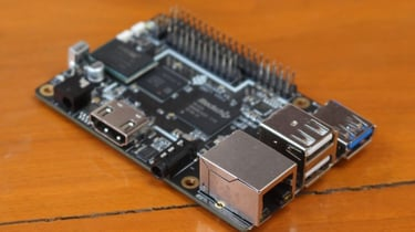 Featured image of Rock64 Media Board: Review the Specs