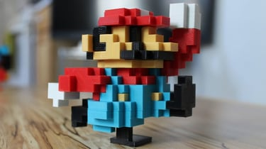 Featured image of Mario 3D Print: 15+ Great 3D Models for Nintendo Fans