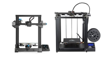 Featured image of Ender 3 V2 vs Ender 5: The Differences