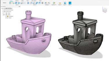Featured image of Fusion 360: Import STL – 3 Easy Steps