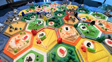 Featured image of Catan 3D Prints: 25 Great 3D Models for Settlers of Catan
