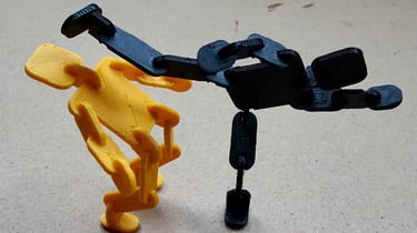Featured image of 3D Printed Kit Card: 10 Quick Models to Print & Assemble