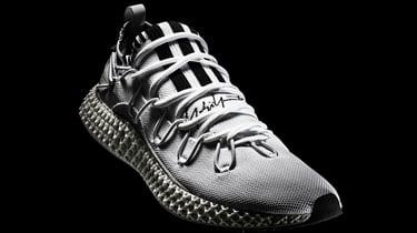 Adidas Launches Yohji Yamamoto Designed Y 3 RUNNER 4D II
