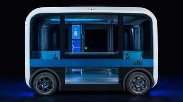 Local Motors Upgrades 3D Printed Autonomous Shuttle and