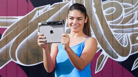 Featured image of iSense: New portable 3D scanner for iDevices