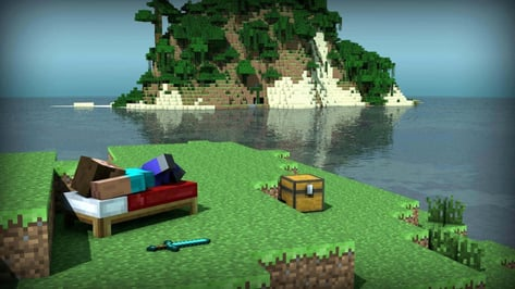 Featured image of Minecraft Update Lets You Officially Export 3D Models