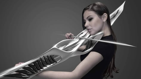 Featured image of 10 Beautiful 3D Printed Instruments (To Make Music)