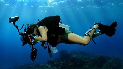 Featured image of 3D Printed GoPro UWC Scuba Mount