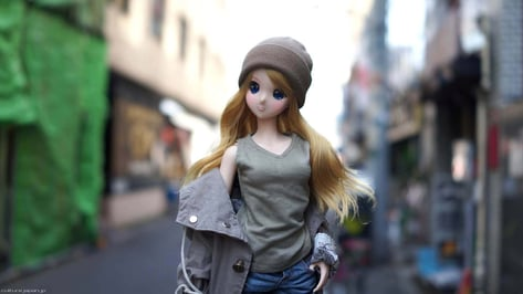 """Featured image of Meet the fully articulated 3D printed """"Mini humans"""""""