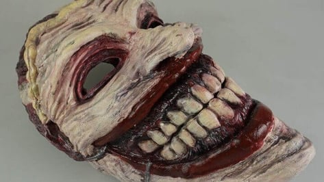 Featured image of Joker Mask is Stuff of 3D Printed Nightmares