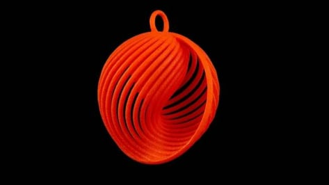 Featured image of Quark Pendant Inspired by Subatomic Particles