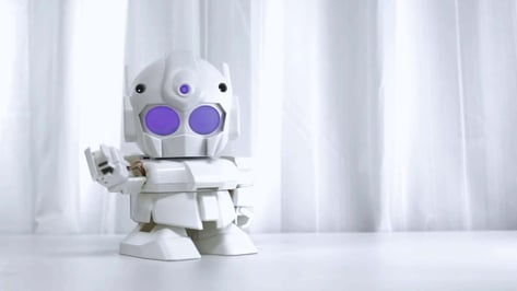Featured image of Open Source Robot: Control Rapiro with Your Ubuntu Smartphone