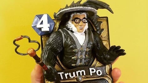 Featured image of DIY Hearthstone Card: 9 Best Hearthstone Cards to 3D Print