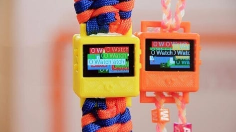 Featured image of 3D Printable O Watch: Updates From the 8-Year Old Maker