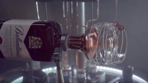Featured image of 3D Printed Whisky Glass: Get Properly Drunk in Space