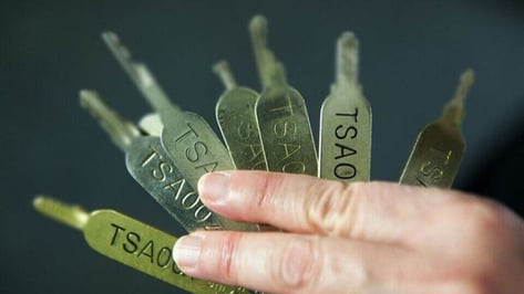 Featured image of The TSA Got Hacked. But What About Your Door Keys?