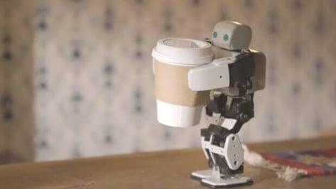 Featured image of Adorable 3D Printable Robot: Meet the PLEN2