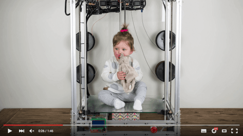 Featured image of 3D Printer on Kickstarter: Are you ready for THE BEAST…?