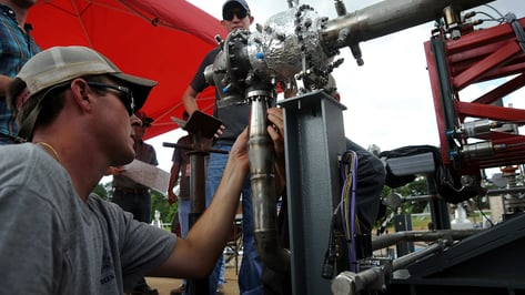 Featured image of NASA Builds 3D Printed Turbopump Capable of 2,000 HP