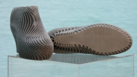 Featured image of These 3D Printed Heels Are Comfier than Shoes, Apparently