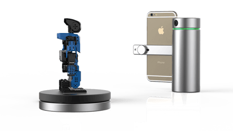Featured image of High-Precision 3D Scanner for Your Smartphone