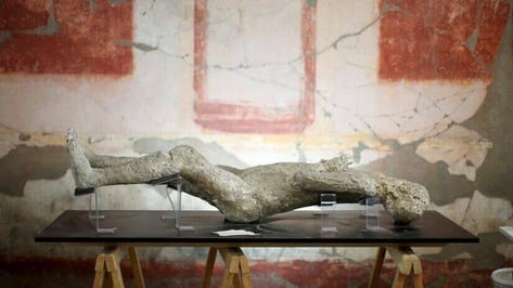 Featured image of Resurrecting the Bodies of Pompeii with 3D Printing