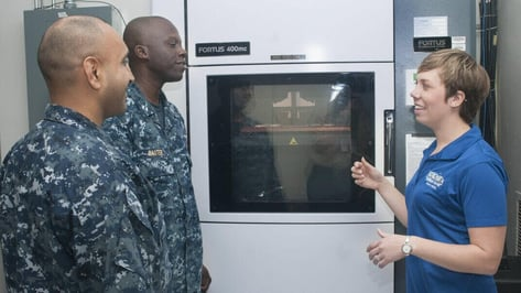 Featured image of Military 3D Printing: These Are The Challenges
