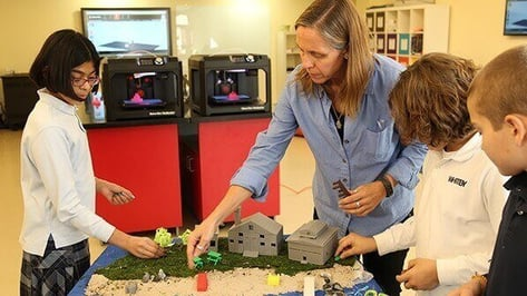 "Featured image of ""Buy 2 Give 1"" MakerBot Promotion to Boost Schools Uptake"