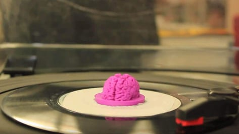 Featured image of 3D Printed Adapter for Big-Hole 45 rpm Record
