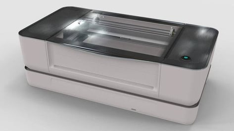 Featured image of Glowforge is Not Actually a 3D Printer, it's a 3D Laser Printer