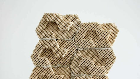 Featured image of 3D Printed Bricks Lower Temperature by Adding Water to Air