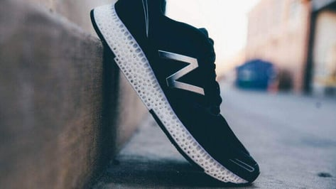 Featured image of New Balance to Launch 3D Printed Running Shoes