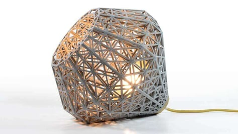 Featured image of Le FabShop Dedicates PARIS Lamp to Victims of Terror