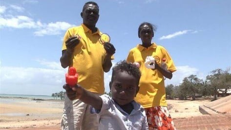 Featured image of Australian Indigenous Community 3D Prints Plastic Waste