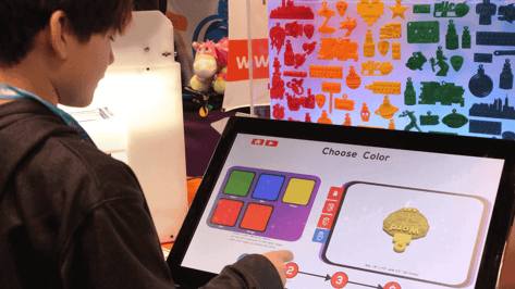 Featured image of PieceMaker Brings 3D Printing Toy Kiosks To Toys R Us