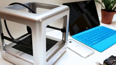 Featured image of 6 Most Funded Kickstarter 3D Printer Projects
