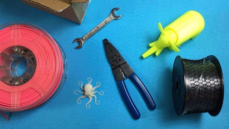Featured image of Maker Box is a Monthly Subscription for 3D Printing Filament & Tools