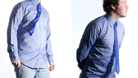 Featured image of 3D Printed Kinematics Tie: Dress for the Job You Want