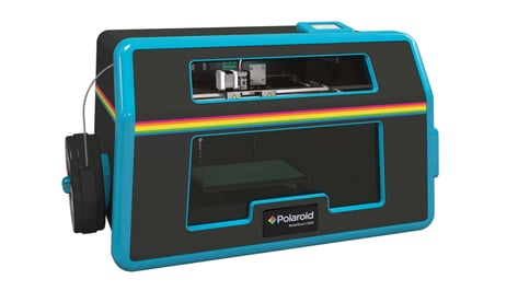 Featured image of Polaroid 3D Printer is Plastic Eighties Retro FANTASTIC