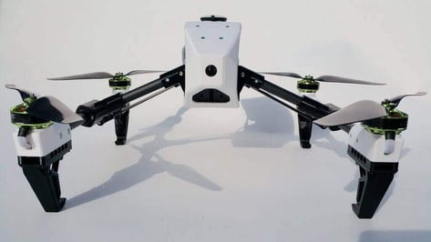 Featured image of 3D Printed Drone Parts: All You Need to Know