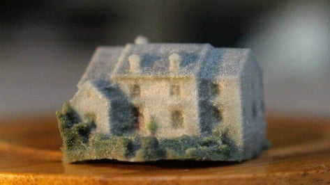 Featured image of 3D Print Your Home from a Drone Scan