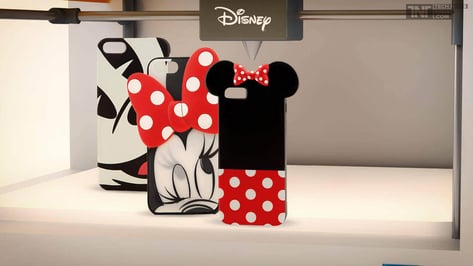 Featured image of Disney Research Files Super-Fast 3D Printing Patent