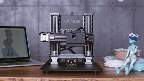 Featured image of Trinus 3D Printer: Interview with Designer Bojan Smiljanic