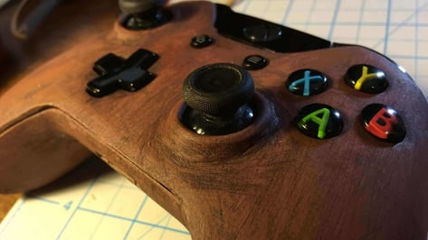 Featured image of 3D Printed Controllers for Xbox One and Steam Machine