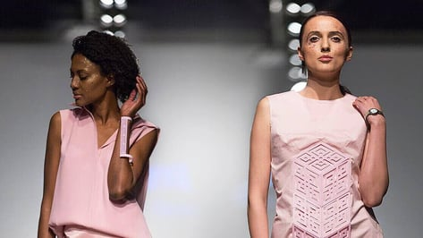 Featured image of 3D Printed Fashion on the Catwalk in Kosovo
