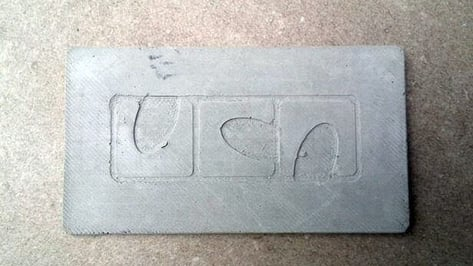 Featured image of Concrete Business Cards: They're Real & on Instructables