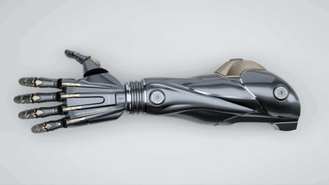 Featured image of Open Bionics making 3D Printed Deus Ex Prosthetics