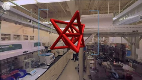 Featured image of Take a 360-degree View Inside a Top Secret 3D Printing Lab