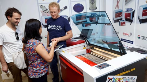 Featured image of Autodesk Offering Free Software to Fab Labs Worldwide